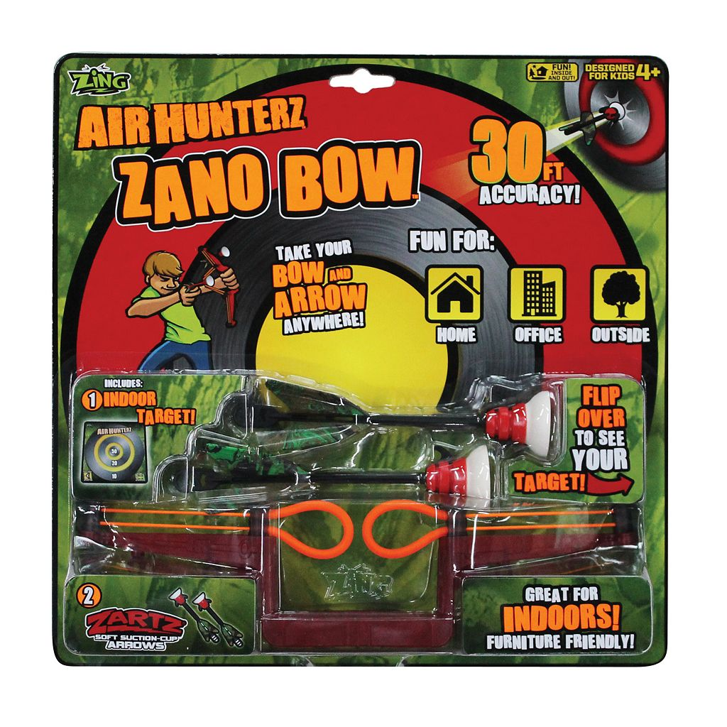 Air Hunterz Zano Bow by Zing Toys