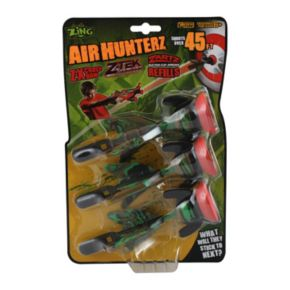Air Hunterz Z-Tek Crossbow Refill Pack by Zing Toys