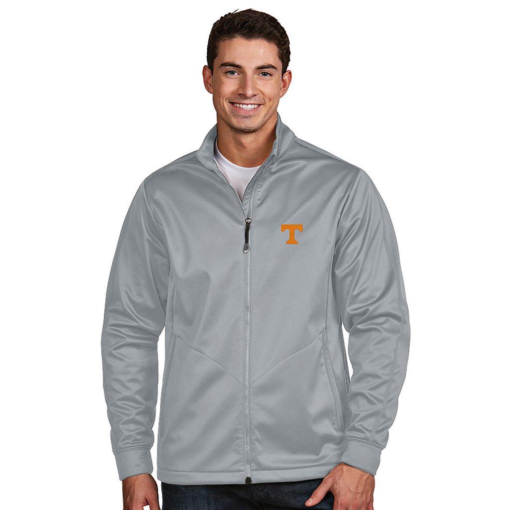 Men's Antigua Tennessee Volunteers Waterproof Golf Jacket