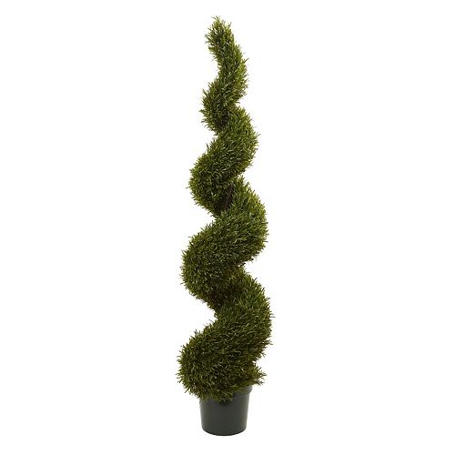 nearly natural Artificial Indoor / Outdoor Rosemary Tree