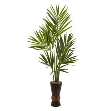 nearly natural Artificial Kentia Palm Tree
