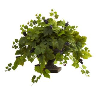 nearly natural Artificial Grape Leaf Plant