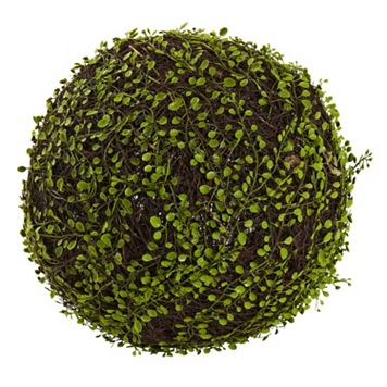 nearly natural Artificial Large Mohlenbechia Ball
