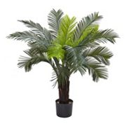 nearly natural Artificial Indoor / Outdoor Cycas Tree