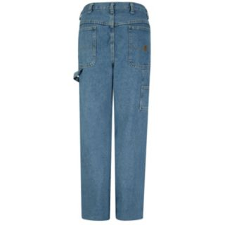 Men's Red Kap Loose-Fit Dungaree Jeans