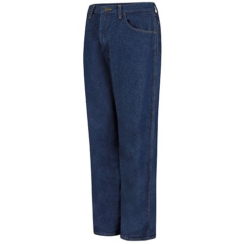 Men's Red Kap Relaxed-Fit 5-Pocket Jeans