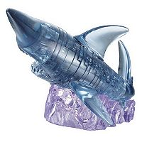BePuzzled 37-pc. Shark 3D Crystal Puzzle