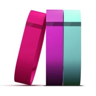 Fitbit Flex Vibrant Fitness Bands (Teal, Tangerine, Navy)