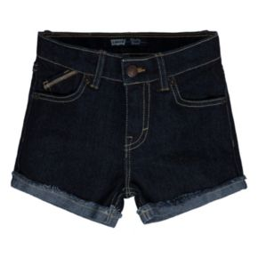 Toddler Girl Levi's Scarlett Shorty Shorts