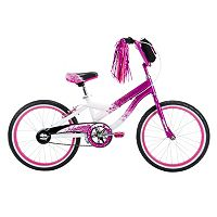Girls Huffy Jazzmin 20-in. Bike with Fashion Bag