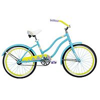 Girls Huffy Good Vibrations 20 in Bike