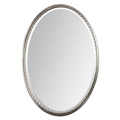 Uttermost Casalina Oval Wall Mirror