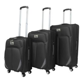 Chariot Imperial 3-Piece Spinner Luggage
