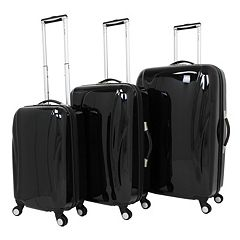 Chariot Belluno 3 pc Hardside Spinner Luggage