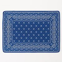 Celebrate Local Life Together Bandana Placemat