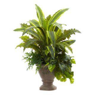 nearly natural Artificial Yucca Arrangement
