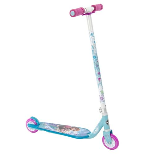 Disney's Frozen Lights & Sounds Inline Scooter by Huffy