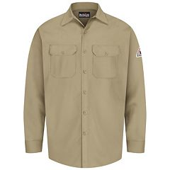 Men's Bulwark FR EXCEL FR Work Shirt