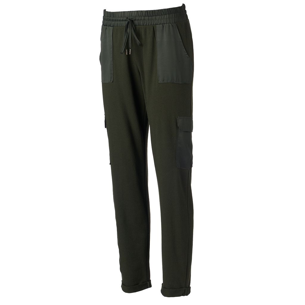 Women's Juicy Couture French Terry Cargo Pants