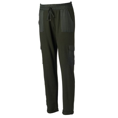b3a61ab7be Women's Juicy Couture French Terry Cargo Pants