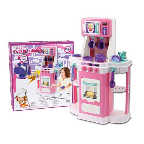 My First Cookin' Kitchen Playset by Amloid