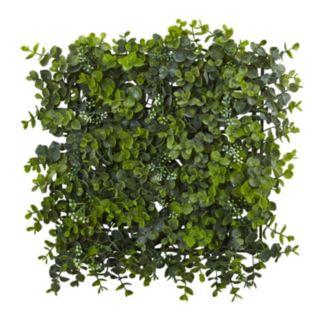 nearly natural Artificial Eucalyptus Mat 8-piece Set