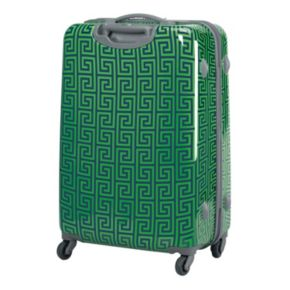Happy Chic by Jonathan Adler Green Key Hardside Spinner Luggage