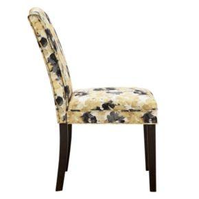 Madison Park Peyton Camel Back Dining Chair 2-piece Set
