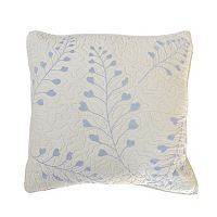 Always Home Joanna Square Throw Pillow