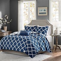 Madison Park Essentials Concord 4 pc Coverlet Set