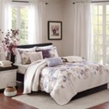 Madison Park Piper 6 pc Quilted Coverlet Set