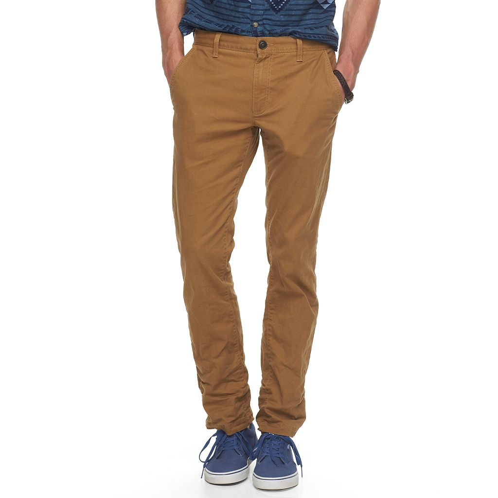 Men's Urban Pipeline® Straight-Fit Twill Pants