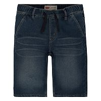 Boys 4-7x Levi's Knit Denim Shorts