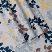 Maui 300 Thread Count Printed Deep Pocket Percale Sheet Set