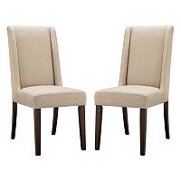 Madison Park Victor Dining Chair 2 pc Set
