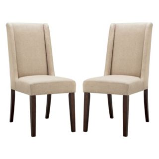 Madison Park Victor Dining Chair 2-piece Set