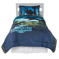 Jurassic World Biggest Growl Comforter Set