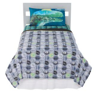Jurassic World Biggest Growl Comforter Set