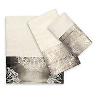 Popular Bath Fallon 3-piece Towel Set