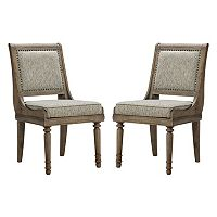 Madison Park Odin Dining Chair 2-piece Set
