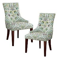 Madison Park Fenton Dining Chair 2-piece Set