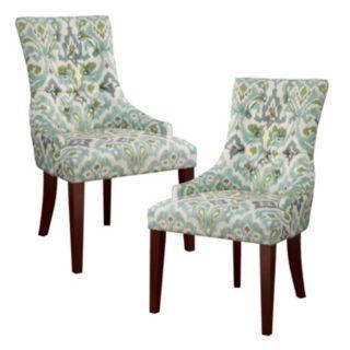 Madison Park Fenton Dining Chair 2-piece Set