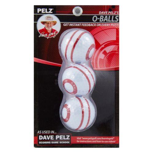 Dave Pelz Golf O-Ball Pack