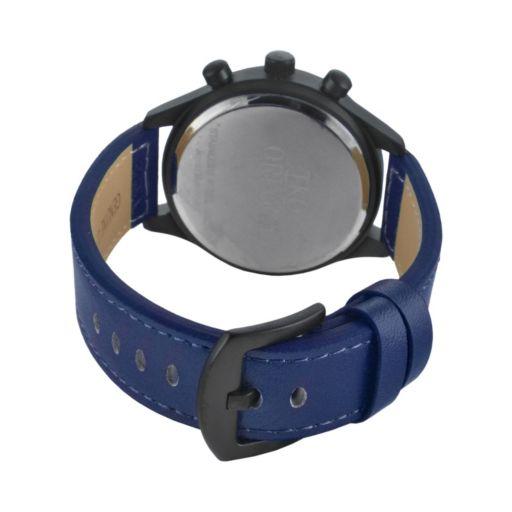 TKO Orlogi Men's Leather Watch