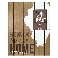 Malden ''Home Sweet Home'' 4'' x 6'' State Frame