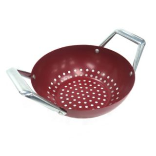 Mr. Bar-B-Q 8-in. Ceramic Nonstick Grilling Bowl