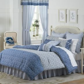 MaryJane's Home Dora 4-piece Bed Set