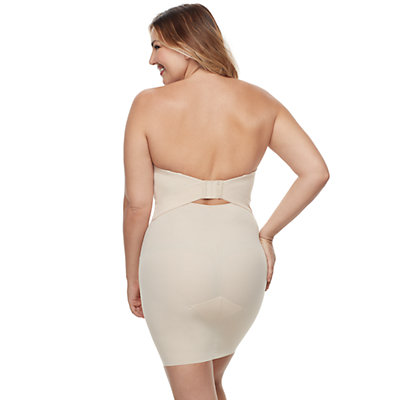 Maidenform Shapewear Endlessly Smooth Firm Control Full Slip DM1007