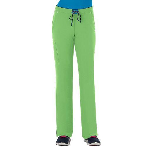 Plus Size Jockey Scrubs Modern Convertible Scrub Pants