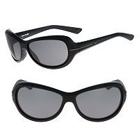 Women's Nike Scene Steal Oval Wrap Sunglasses